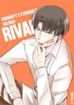 Shingeki no Kyojin - Rivaille