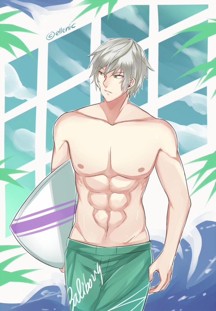 PN - Summer by ellenic