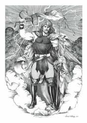 Thor by danielvaladez