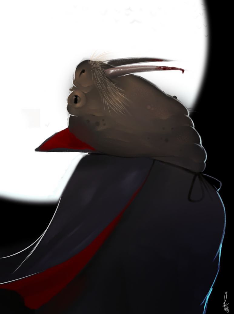 Lestat the Walrus by Philtomato