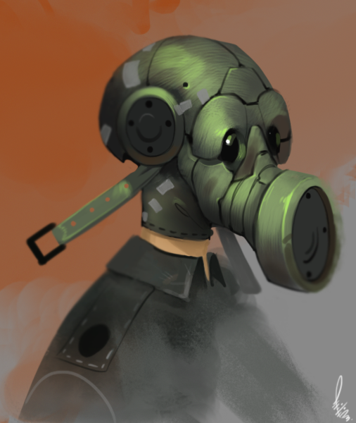 Fritz by Philtomato