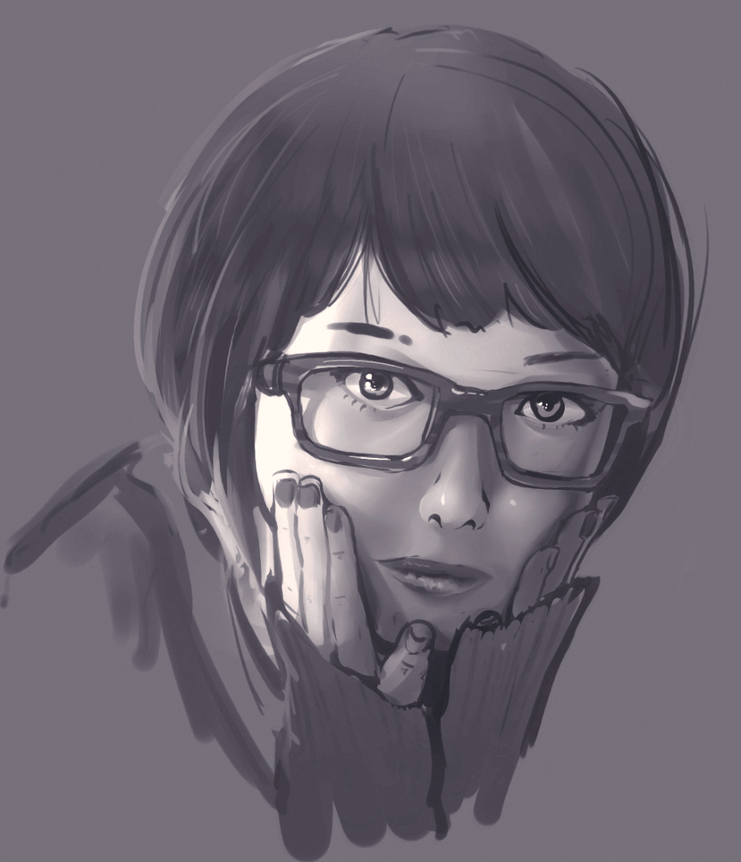Sketch 11/2 by darue