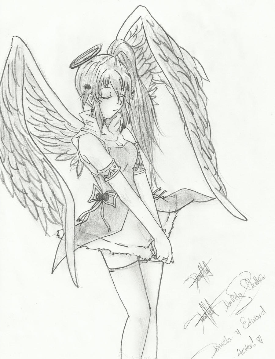 Angel Girl anime by