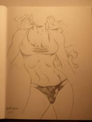 Female Drawing 33