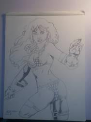 Female Drawing 35