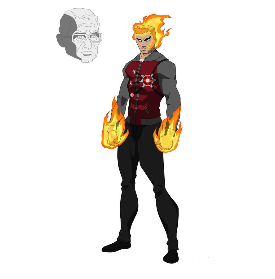 Animated cw firestorm character design by bigoso91 ...  sc 1 st  DeviantArt & Animated cw firestorm character design by bigoso91 on DeviantArt