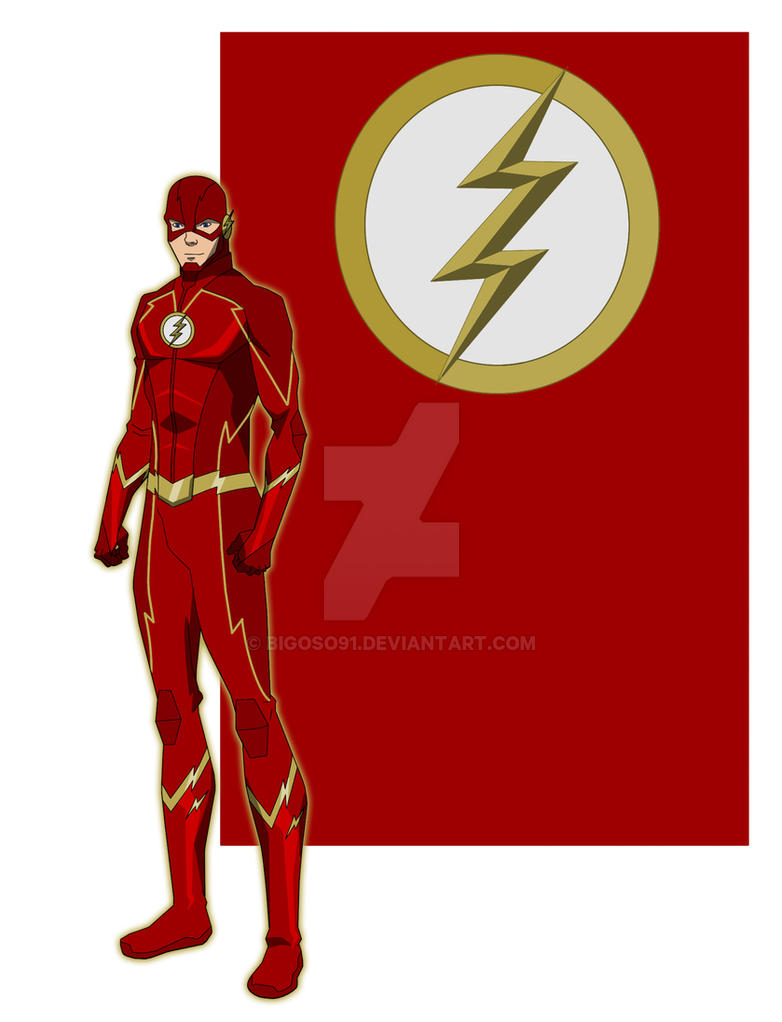 Cw Flash 2024 by bigoso91