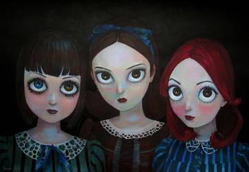 Sisters #2 by skaari