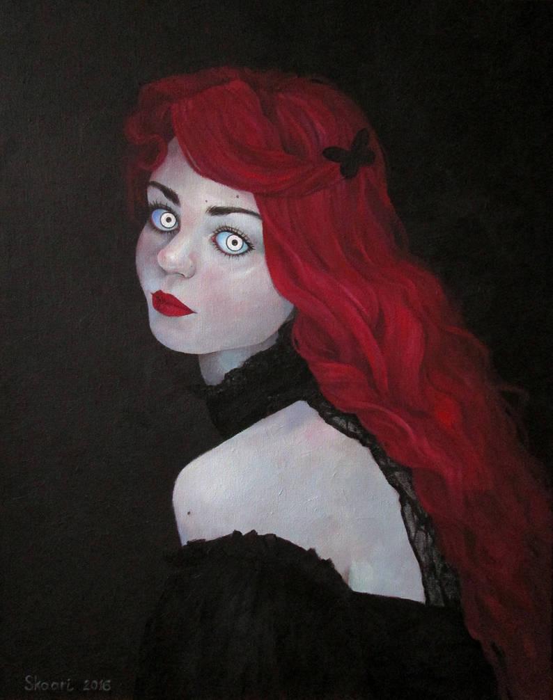 Cordelia, the vampire-2