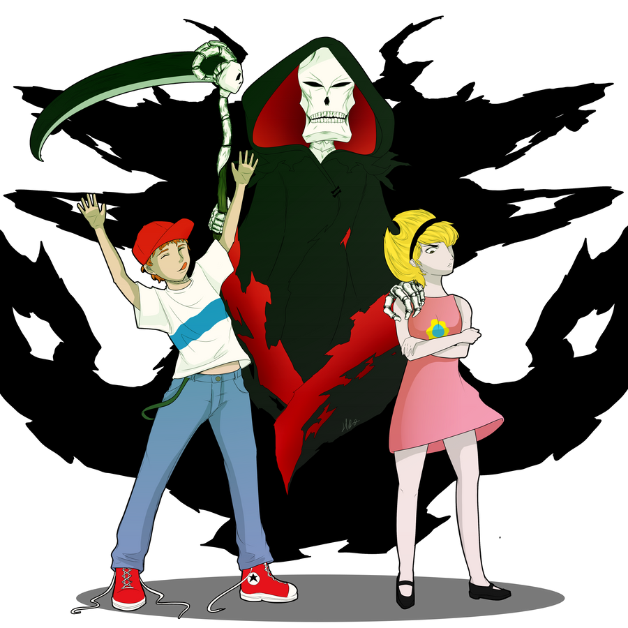 Grim Adventures Of Billy And Mandy By TheHika On DeviantArt