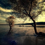 lake by nurtanrioven