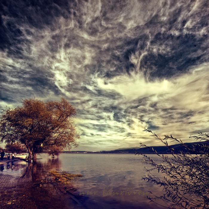 lake II by nurtanrioven