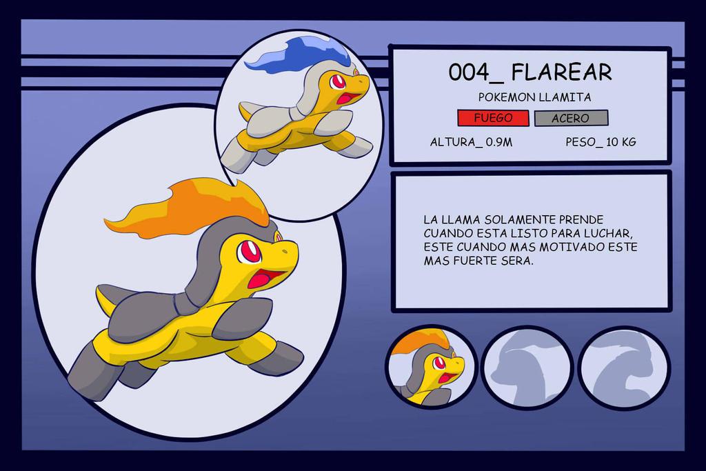 004 Flarear by inufaiya