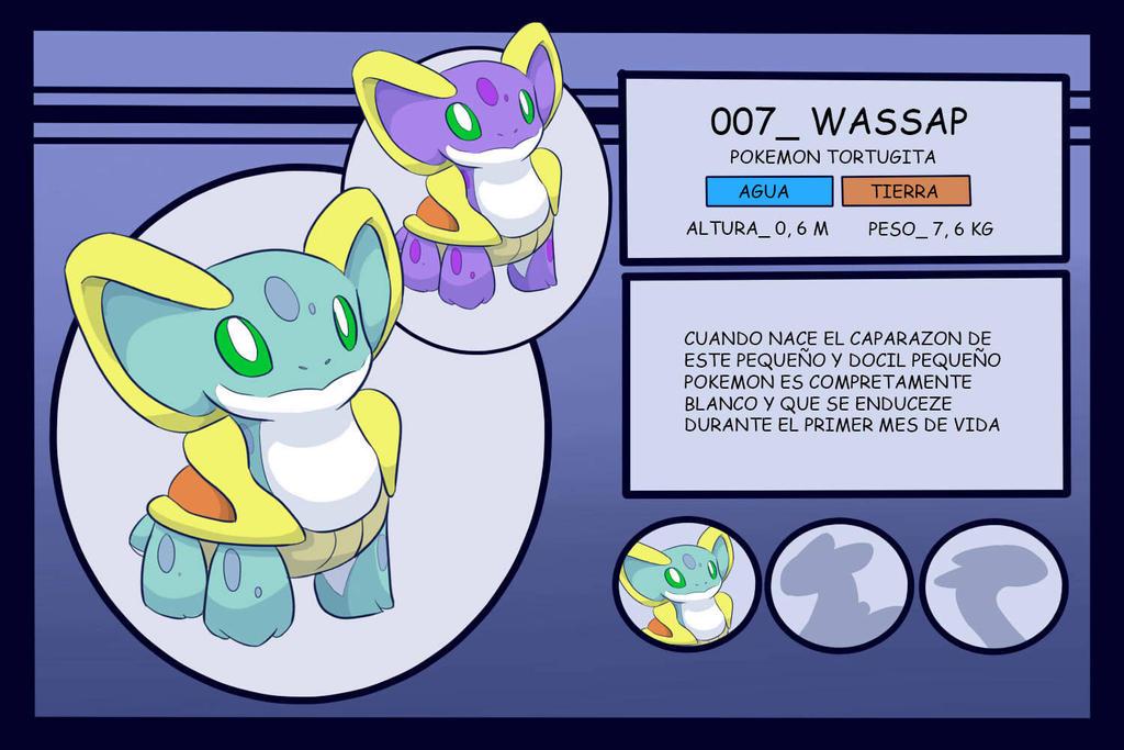 007  Wassap by inufaiya