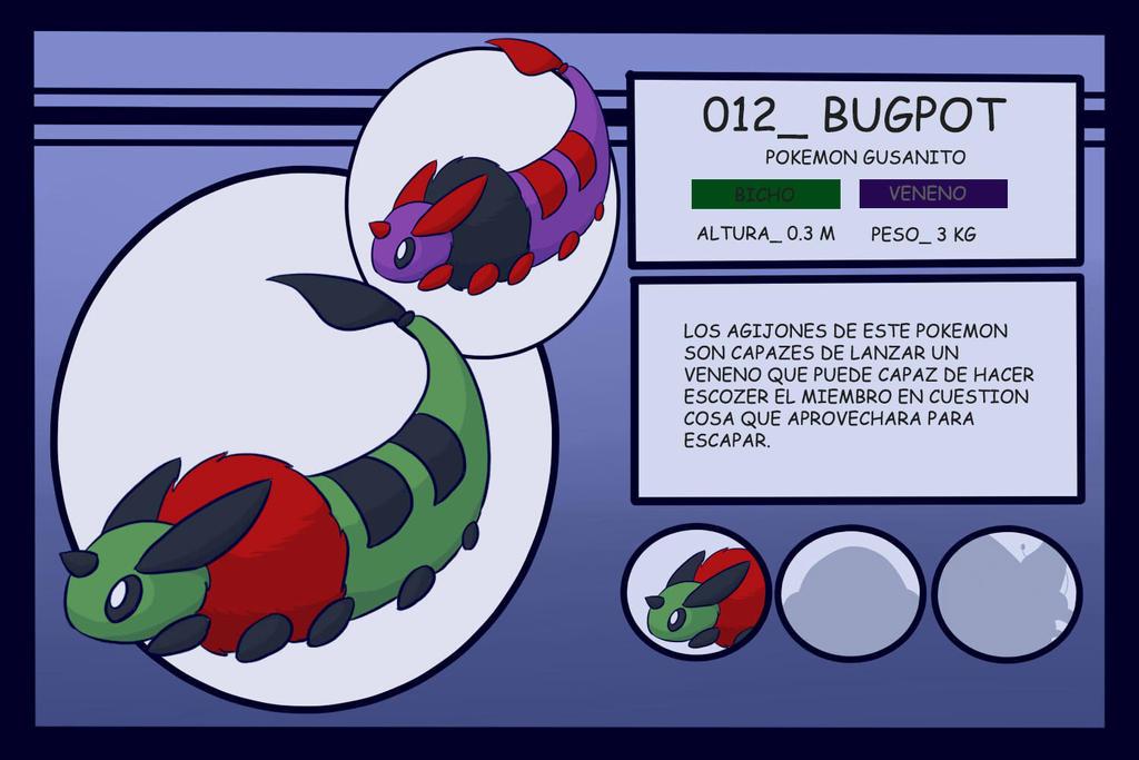012  Bugpot by inufaiya