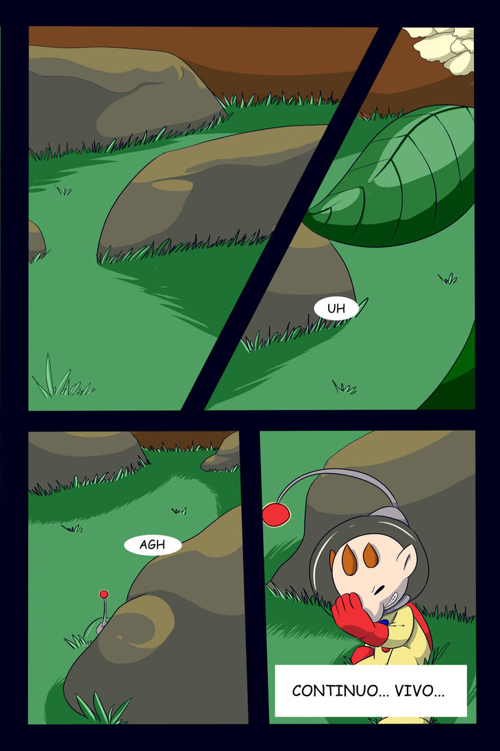 Pikmin Adventure_ El despertar 1 by inufaiya