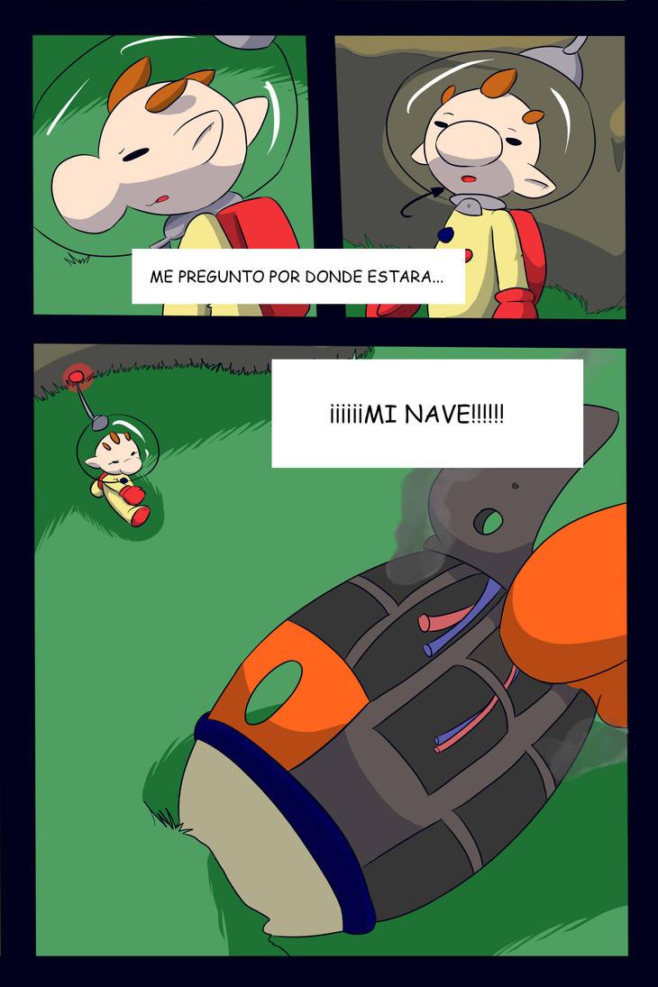 Pikmin Adventure_ El despertar 4 by inufaiya