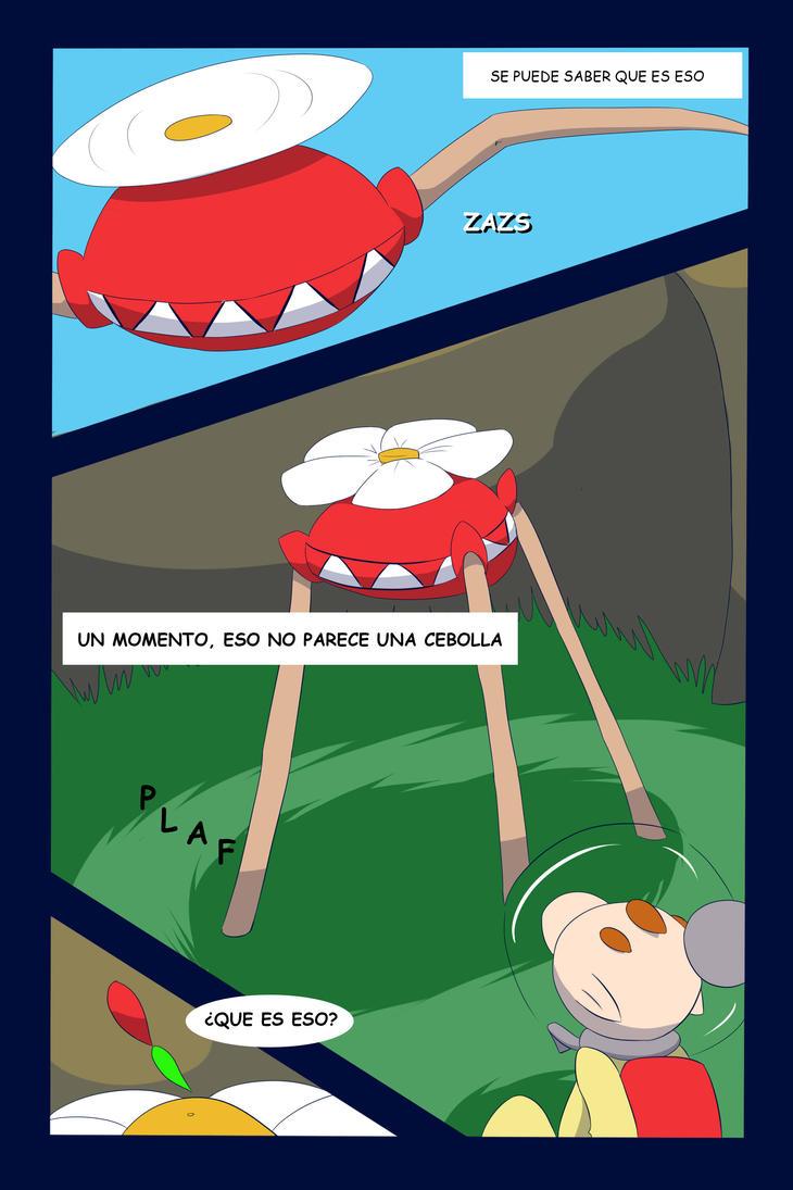 Pikmin Adventure_ El despertar_11 by inufaiya