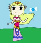 princess of zelda