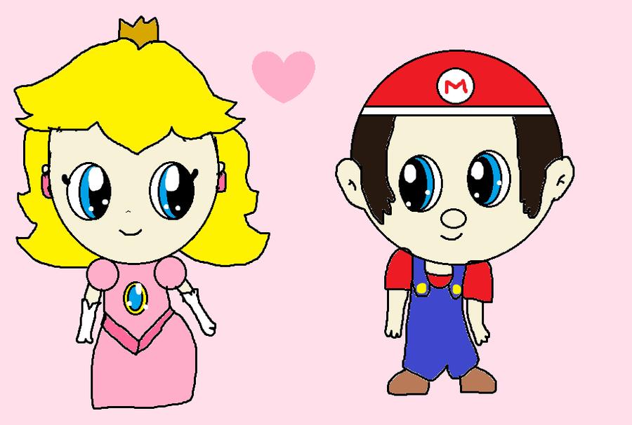 mario and princess peach having a baby wwwimgkidcom