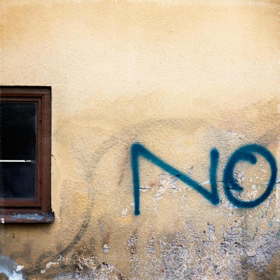 NO by Poromaa
