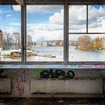 Stockholm 3.1 by Poromaa