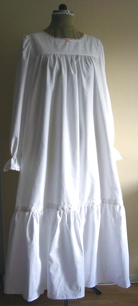 Jane Austen night gown by daiin on DeviantArt