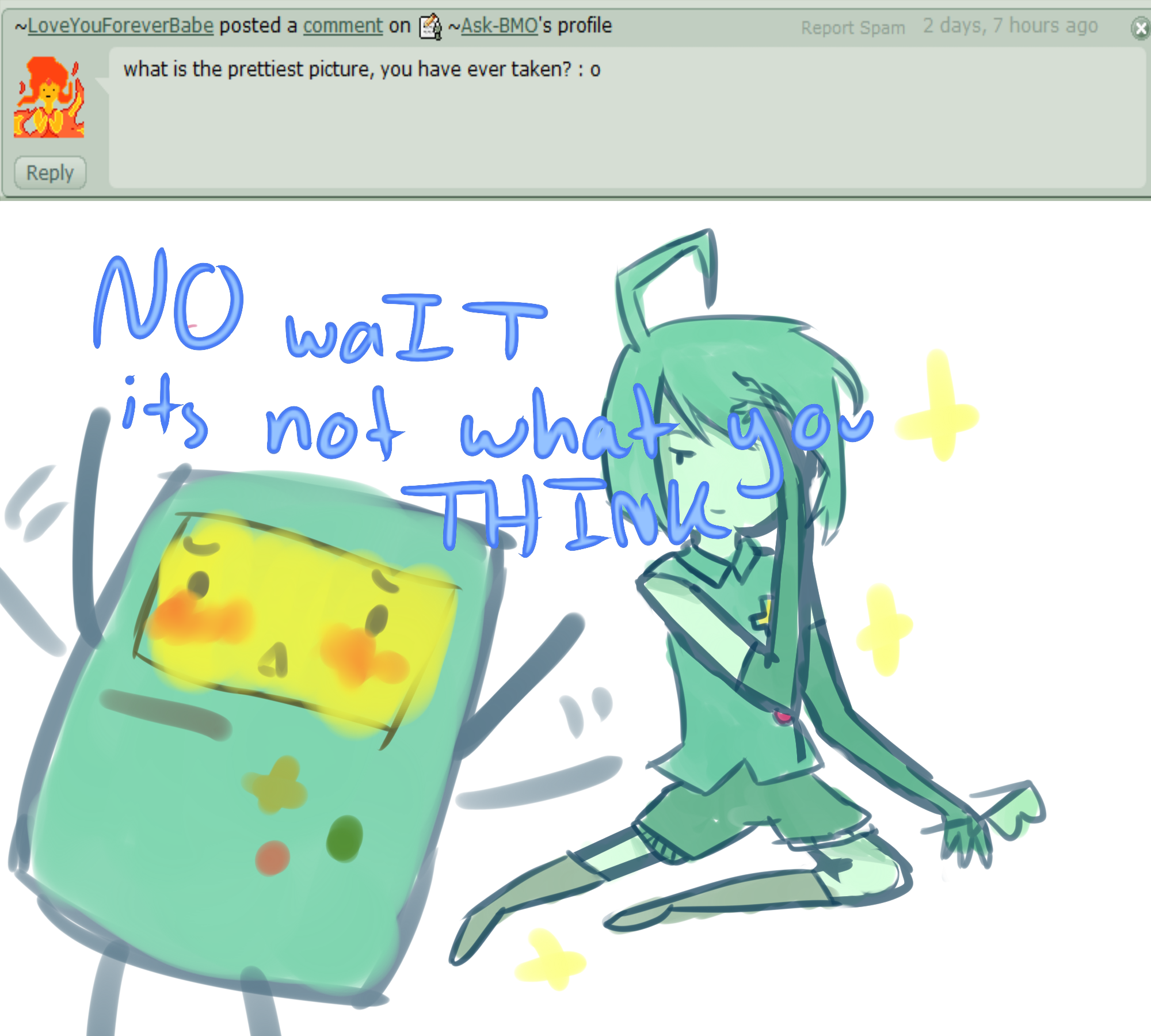SHOTA BMO by Ask-BMO