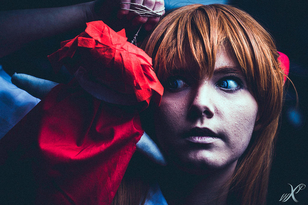 Asuka Souryu Langley (was Mother like that?) by Misanthroph