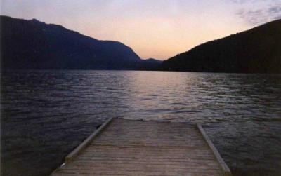 Cultus Lake by Niere