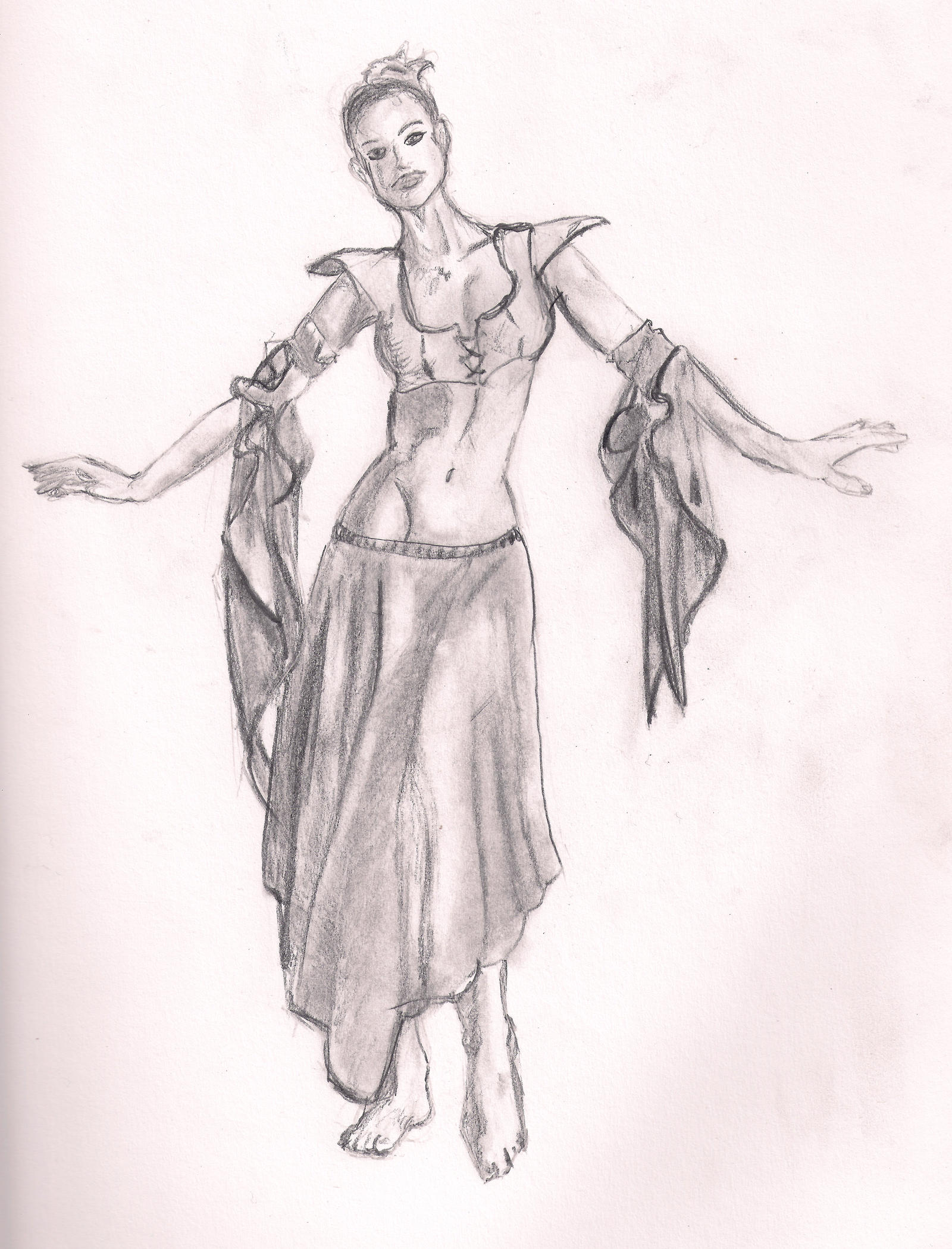 Djini Dancer 4 8 10 by JonathanFesmire
