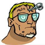 Zombie Jon by Doomimus