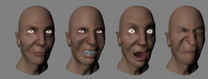 Creed Expressions and Texture
