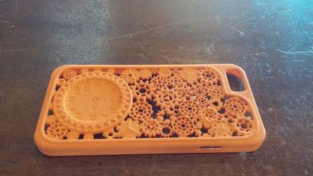 Steampunk iPhone 6 Case by JonathanFesmire
