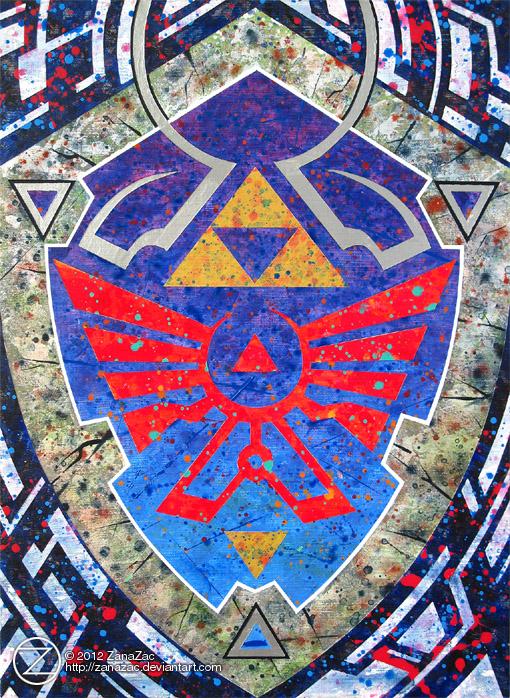 Shield of Hylia v.2