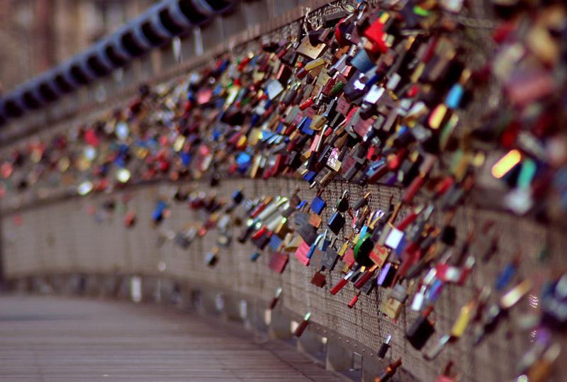 padlocks by Notmeister