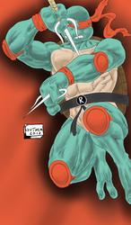 Raph TMNT (1) by RoninGuthemDojo