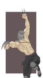 Shredder - Oroku Saki by RoninGuthemDojo