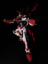 Astray Red Frame Flight Unit by RoninGuthemDojo