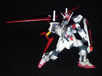 HG Strike Rouge by RoninGuthemDojo