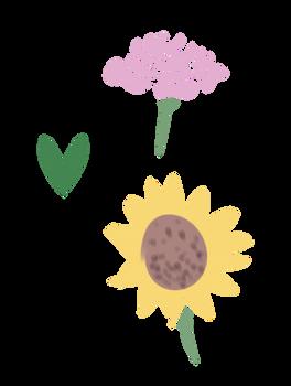 flower stamp free