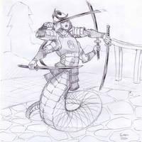 Nagah Samurai