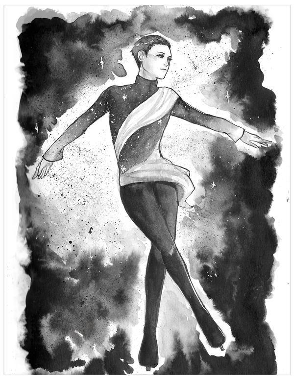 Yuri on Ice: Eros by Tishawish