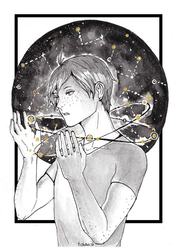 Haikyuu!!: Constellations by Tishawish