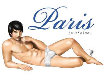 Paris, je t'aime by eddiechin