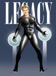 Sexy Male Pinup Pop Art Tron Legacy