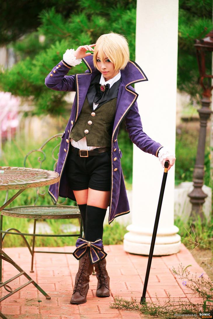 Kurohistuji - Alois by miyoaldy