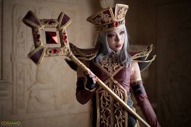 WoW - Whitemane by miyoaldy