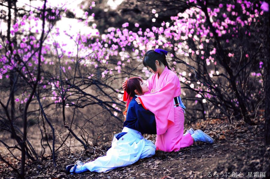 Rurouni Kenshin - Shinta by miyoaldy