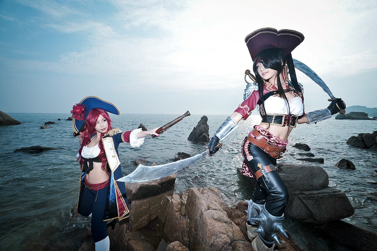 League of Legend - Miss Fortune by miyoaldy